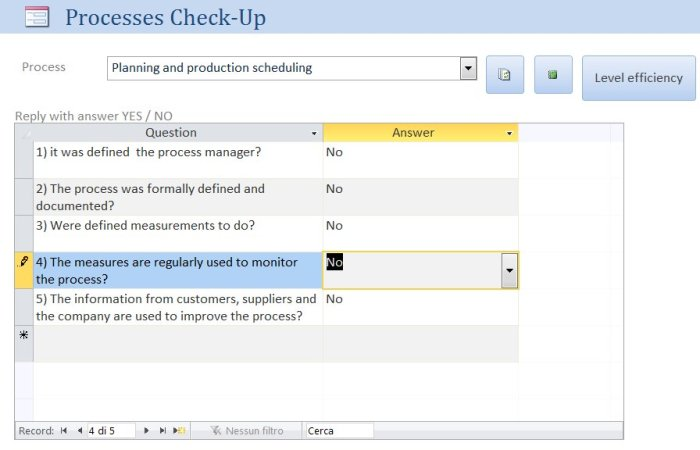 process_checkup